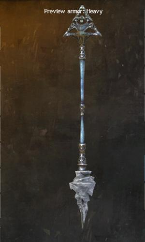 Spire of Samarog (Staff)