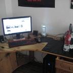 Dyers Eve' Schreibtisch