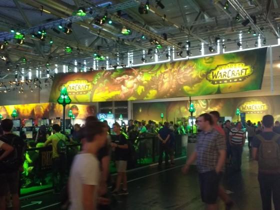 Games Com 2016 - WoW Legion