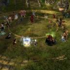 Erinnerungen an die Living World 3 - Doric See