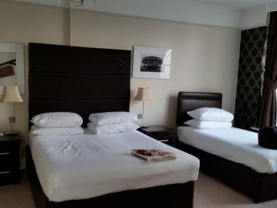 Stivies Hotelzimmer