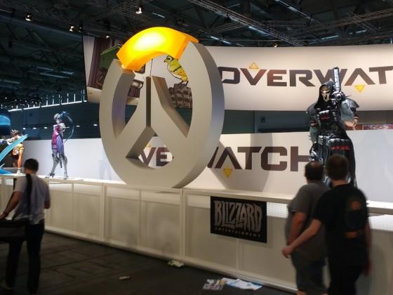 Games Com 2016 - Overwatch
