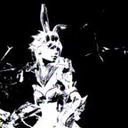 Mein Character in Schwarz-Weiß