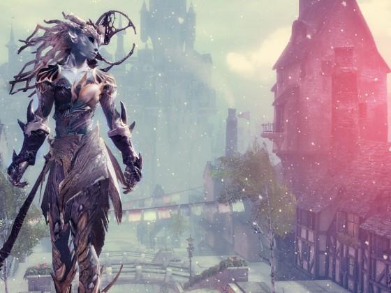 Dornwittchen Frost