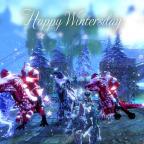 Hurra Hurra es ist Wintertag!
