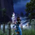 Ein Besuch auf'n Friedhof um sich auf Halloween einzustimmen gefällig?