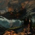 HoT - Egoperspektive eines zerstörten Luftschiffes