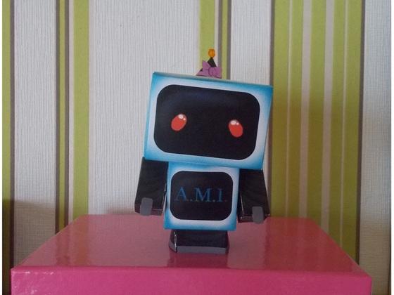 Besuch von A.M.I.