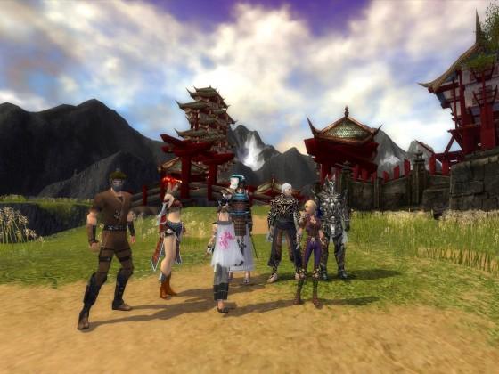 Kloster von Shing Jea (#Love4ArenaNet)