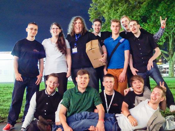 Guildnews und GW2Community.de-Team