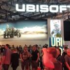 Games Com 2016 - Ubisoft