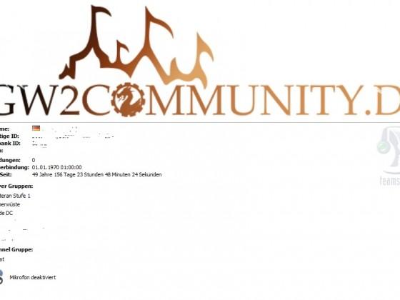Wusste nicht das es schon so lang unsere Community gibt :O! x'D