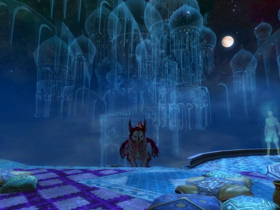 Die Geister Festung