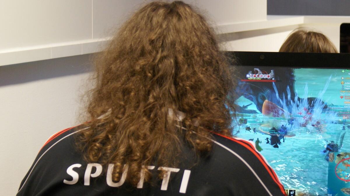 Sputti nimmt am Event gegen Tequatl teil