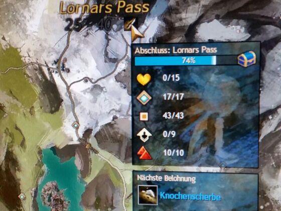 Neue Eventbelohnungen auf höheren Karten