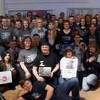 Die Teilnehmer des diesjährigen Foostivals