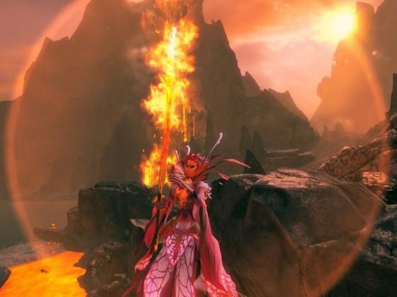 Guild Wars 2 - Sylvari Elementalist 2