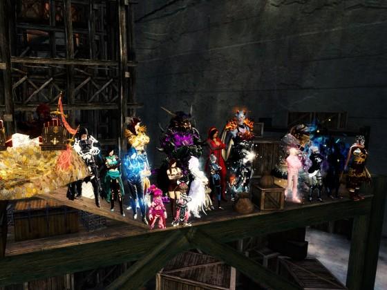 Raid-Lobby (#Love4ArenaNet)