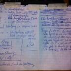 Tarons Schnitzeljagdvorbereitungszettel 2.0 / 3.0