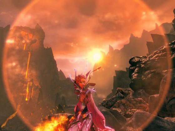 Guild Wars 2 - Sylvari Elementalist