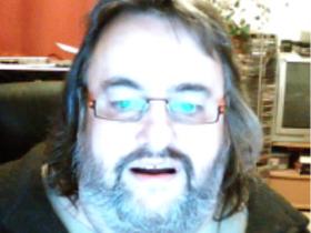Ich ganz selbst, persönlich und mit Brille :)