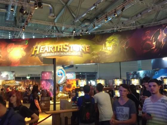 Games Com 2016 - Heartstone