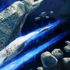 Blaue Energiequelle
