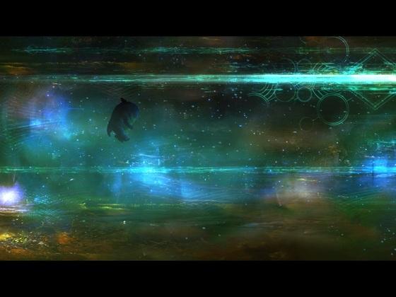 Quaggan in space