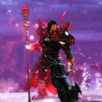 Bloodstone Druid