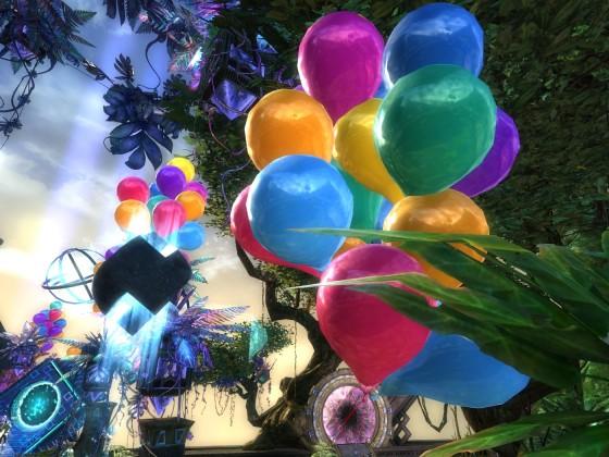 Ich mag diese Asura ^^ ... sie bauen die schönsten Luftballons der Welt ^^