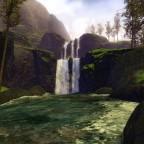 kühle Bergluft, rauschender Fluss - bleib hier und entspanne