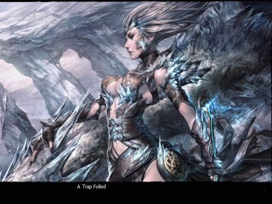 Guild Wars 2 - Fighting the Svanir