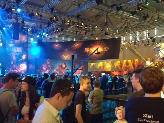 Games Com 2016 - Diablo 3