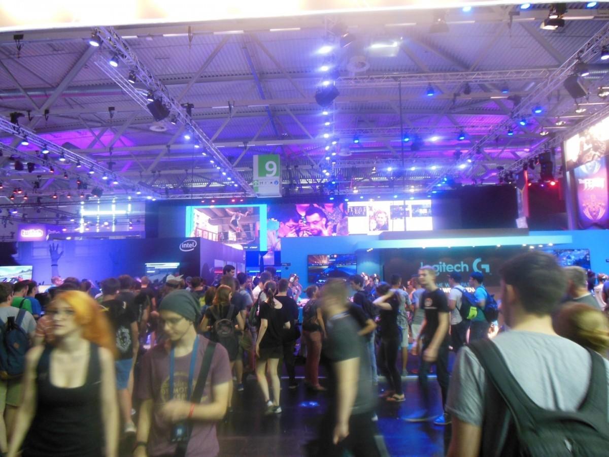 Games Com 2016 - Halle 9