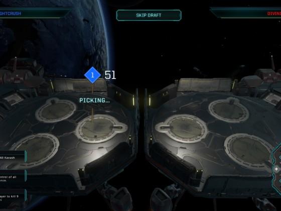 Angespielt: Dropzone - Teamzusammenstellung