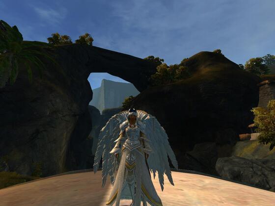 Mein weißer Engel