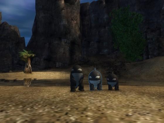 """Kuuu! Quaggan warten auf Kobalt-Wurm"""