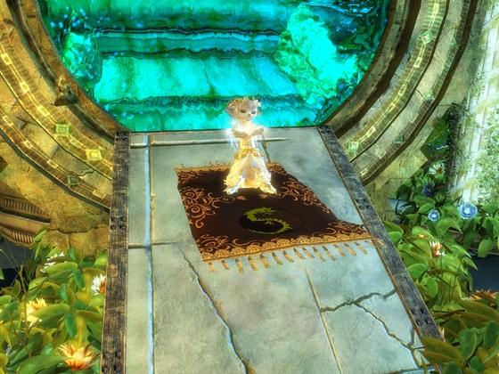 Zoiyya und ihr magischer Teppich