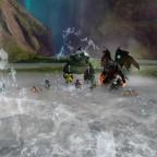 Erinnerungen an die Living World 3 - Bitterfrost Grenzlande