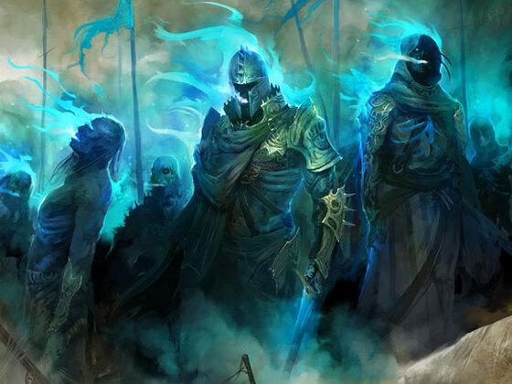 Ascalon Ghosts