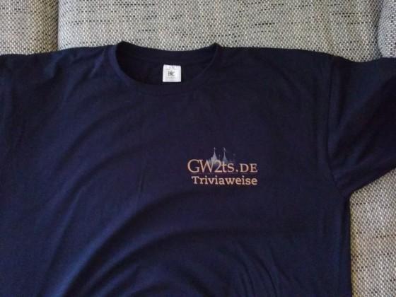 Mein Shirt ist da