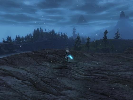 Baumgrenzen-Fälle   einfach die schönste und Detail reichste Karte in Guild Wars 2