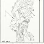 Wörm Kalender Juni 2016
