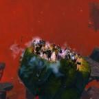 Blutsteinsumpf Orga - 15.4.17