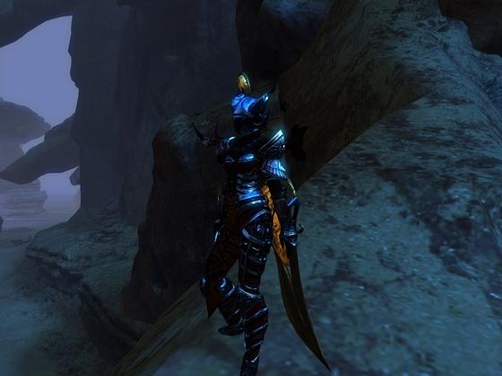 Aya Frostguard's neue Rüstung